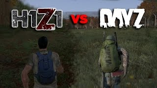 H1Z1 vs. DayZ - Which Zombie Survival Game Is Right For You?