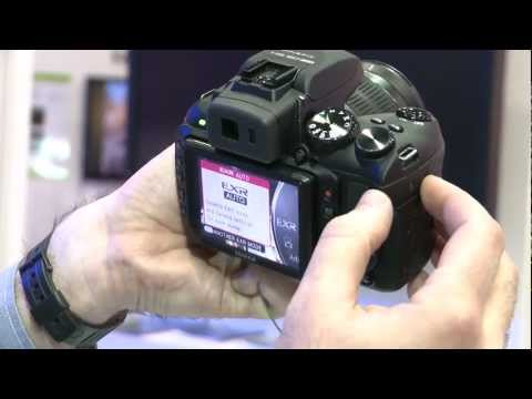 Fujifilm HS30 - Which? first look review at CES 2012