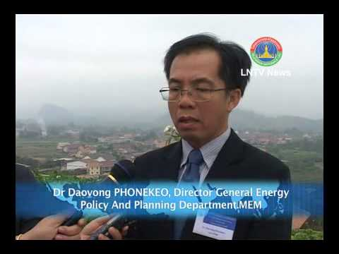 Lao News on LNTV-Laos is committed to building more sustainable hydropower