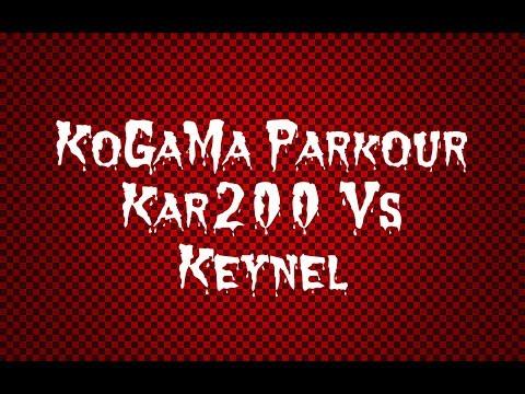 KoGaMa Parkour Kar200 Vs Keynel