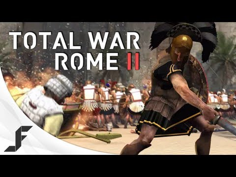 Total War: Rome 2 - Mini Review video