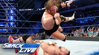 Heavy Machinery vs. The Revival: SmackDown LIVE, Aug. 20, 2019