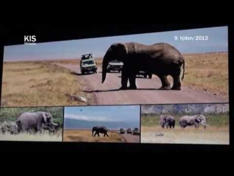Cestopisná Přednáška O Expedici Mahali video