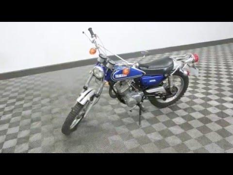 1973 Yamaha AT 125 enduro bike for sale!