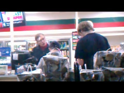 Kid Tries To Buy Cigarettes