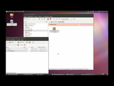 Linux Ubuntu 11.04 Installation Sopcast installieren