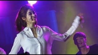 Jiyeon Roly Poly  T Ara Viet Nam Concert 171104