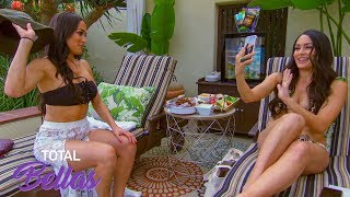 Brie Bella FaceTimes Peter: Total Bellas Preview Clip, Feb. 24, 2019
