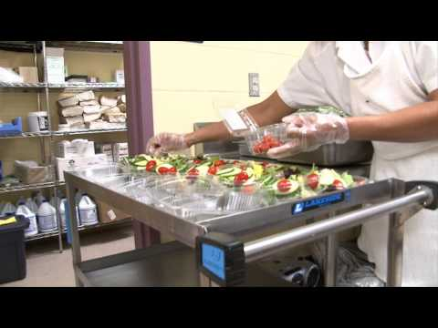 MITCHELLVILLE - Maryland ranks 5th in the country when it comes to serving local produce in schools. Lake Arbor Elementary School is one of many schools in t...