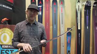 Atomic Vantage Series Ski Review