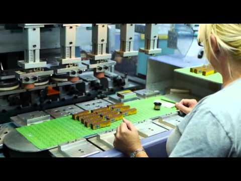 Micro-Trains Factory Tour