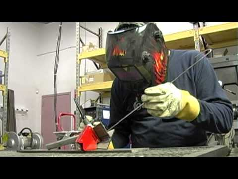 TIG Welding: TIG 200 Welder How-To from Eastwood