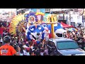 "Hondureños festejan ""Carnaval de la Amistad"""