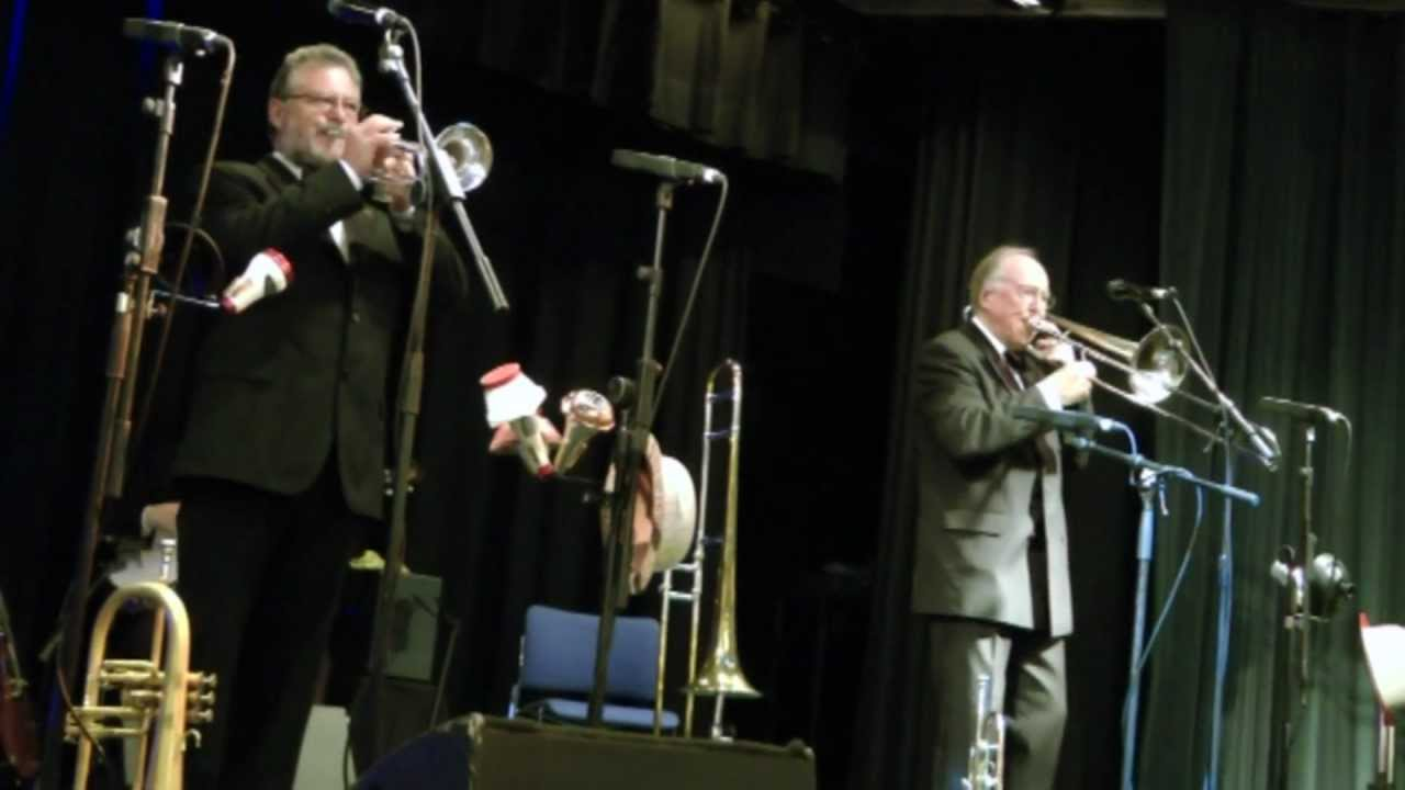 Barber Blues : Chris Barber band 2012 - Wild Cat Blues Gelsenkirchen. - YouTube