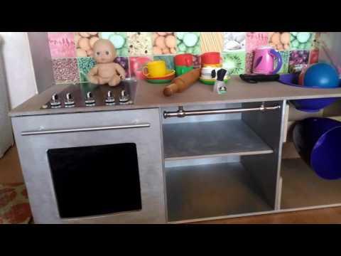 Как сделать у себя детскую кухню 53