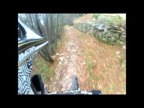Downhill Highlights/Funny/Crashes @ Riva del garda