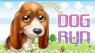 Colorful Game - Dog Run - Learn Animals - Cartoon for Kids - Android Gameplay - Learning Video