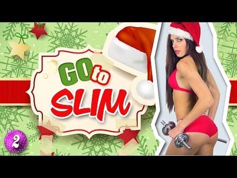 | GO to SLIM | Тренировка на ВСЕ тело ►2