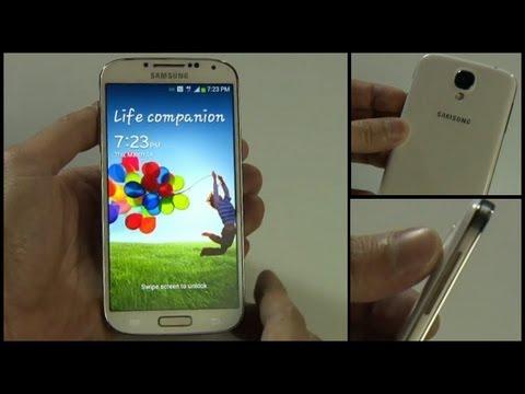 Samsung Galaxy S IV - Todo lo que debes saber