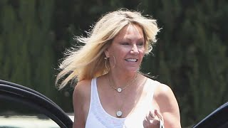 How Heather Locklear Is Doing as She Enters Sober Facility