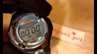 Casio Baby-G BG-170-2A short review краткий обзор