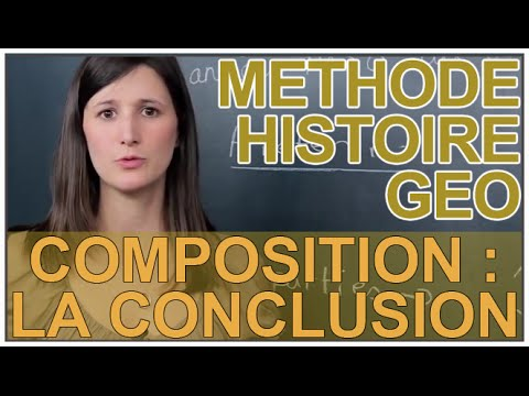 Composition Dissertation Histoire