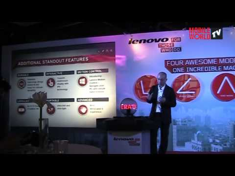 LENOVO LAUNCHES IDEALPAD YOGA AND THINKPAD TWIST IN MALAYSIA