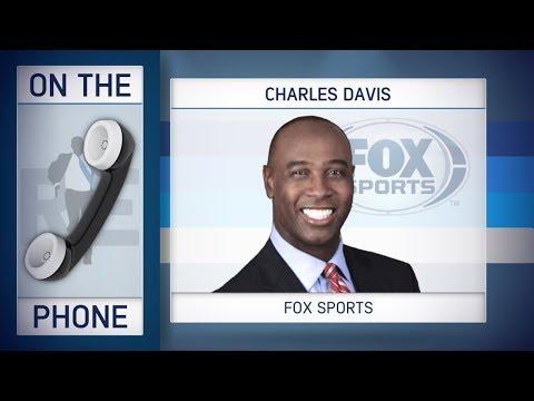 FOX Sports' Charles Davis Talks Antonio Brown, Kyler Murray & More w/Rich Eisen | Full Interview