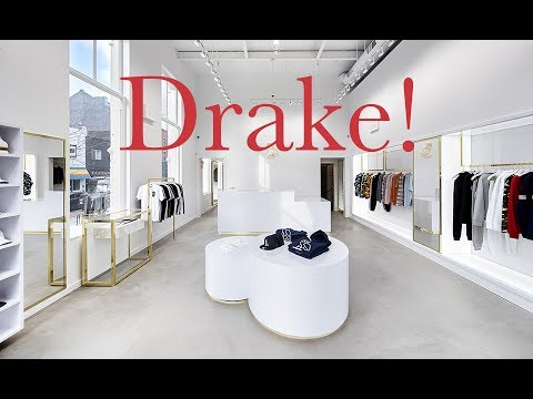 Secret Drake Clothing Store!!
