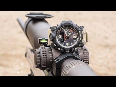 Casio G-Shock GWG-1000DC-1A5 (Desert Camo) Mudmaster Review