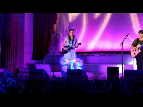 Taimane at The Ukulele Festival Of Great Britain 2014 Pt 1