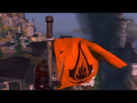Assassin's Creed: Rogue – Walkthrough Part 21 – River Valley: Capturing Gang Headquarters