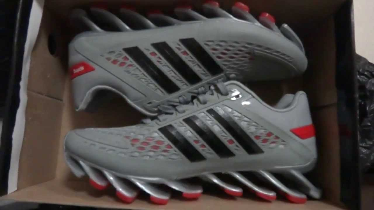 Uk Womens Adidas Springblade Razor 2.0 - Watch V 3dzd7urafjvbq