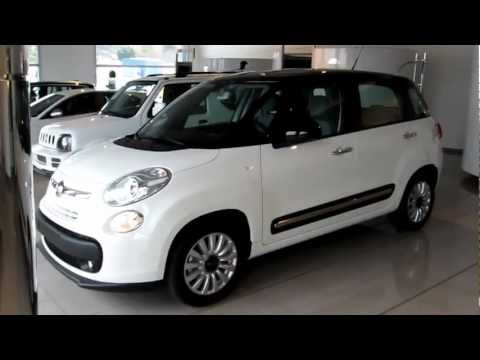 FIAT 500 L 1.3 MULTIJET 85cv POP STAR FULL OPTIONALS IN PRONTA CONSEGNA PRESSO www.autocazzaniga.com