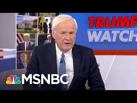 Matthews: How Does Donald Trump Justify Putting More Troops In Harm's Way? | Hardball | MSNBC