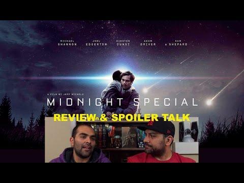 Midnight Special - Film Review & Spoiler Talk