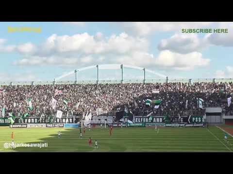(HD) Persiba vs PSS Chant