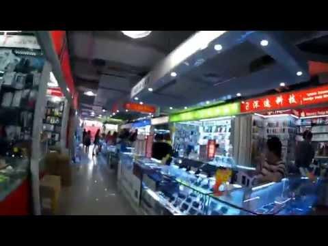 Китай Рулит в Китае! #20. Рынок электроники часть 1