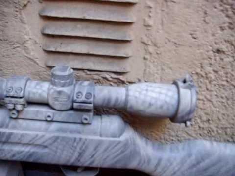 Sniper Skulls Camo Sniper Camo Paint Job