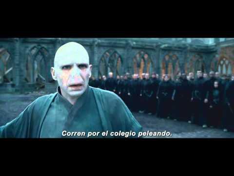 Harry Potter Y Las Reliquias De La Muerte (Parte 2) - Clip