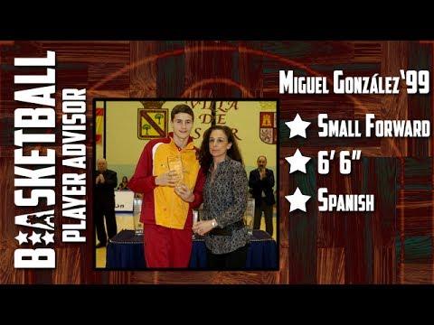 Miguel González '99 - CB Valladolid