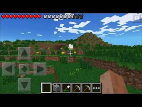 Minecraft PE Survival: Ep. 10 - Nether Reactor