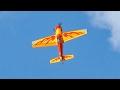 BIG RC YAK 54 SCALE MODEL AIRPLANE AEROBATICS SHOW / United-RC-Flights Bayreuth 2016