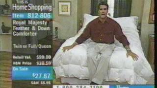 Guy Yovan comforter show