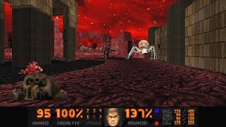 "[Doom2] Sunlust Playthrough Map18 ""Mu Cephei"""