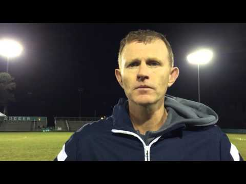 Aidan Heaney Post-Game Interview: Florida Gulf Coast