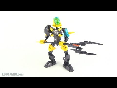 LEGO Hero Factory EVO review! Brain Attack wave 2