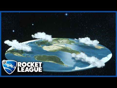 Erde ist flach und Tiere sprechen - Rocket League #37 [mit Ricky & Winky]