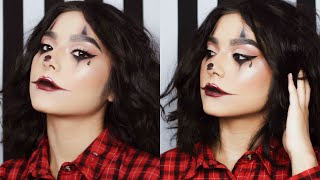 Download GLAM GANGSTER CLOWN TUTORIAL | Faye Claire 3Gp Mp4