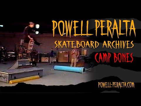 Powell Peralta Skateboard Archives - Camp Bones
